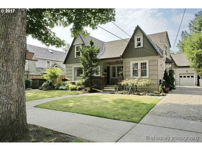 Single Family Home For Sale: 7217 SE 36th Ave