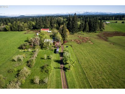 Sandy Farm & Ranch For Sale: 36595 SE Highway 211