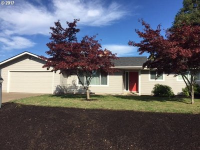 Eugene Single Family Home For Sale: 273 W Anchor Ave