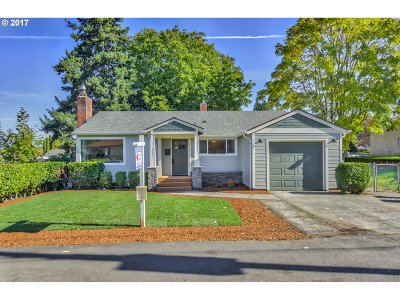 Single Family Home For Sale: 4026 NE 109th Ave