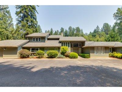 Sandy Single Family Home For Sale: 16019 SE Ten Eyck Rd