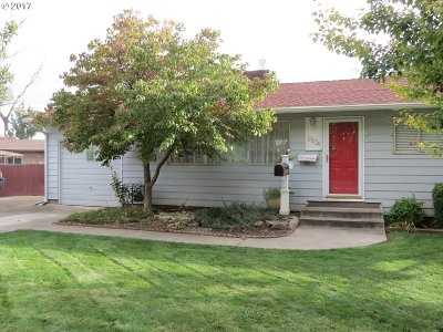 Pendleton Single Family Home For Sale: 2804 SW Nye Ave