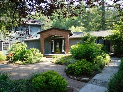 Washougal Single Family Home For Sale: 36407 NE Washougal River Rd