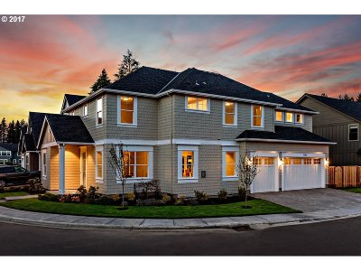 Wilsonville Single Family Home For Sale: 8385 SW Metolius Loop #Lot28