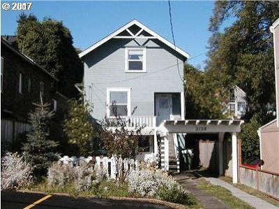 North Bend Multi Family Home For Sale: 2122 2130 Sherman