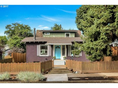 Bend Single Family Home For Sale: 1637 NW 4th St