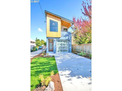Single Family Home For Sale: NE 73rd Ave