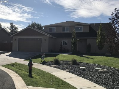 Hermiston Single Family Home For Sale: 1025 SW Olive Ct