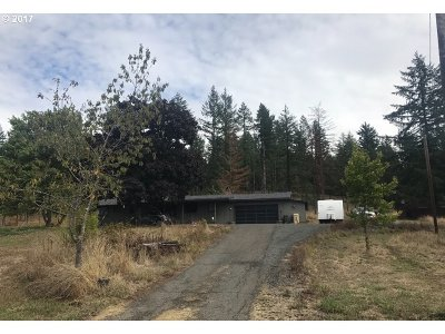 Clackamas County, Columbia County, Jefferson County, Linn County, Marion County, Multnomah County, Polk County, Washington County, Yamhill County Single Family Home For Sale: 32159 Bellinger Scale Rd