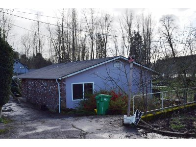 Milwaukie, Gladstone Multi Family Home For Sale: 12205 SE 19th Ave