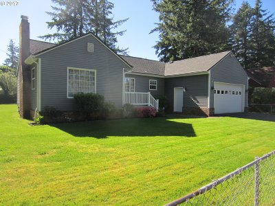 Single Family Home For Sale: 3217 SE 118th Ave