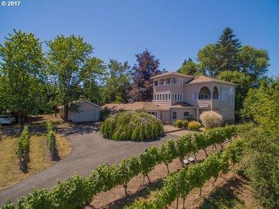 Sherwood Single Family Home For Sale: 17405 NE Leander Dr