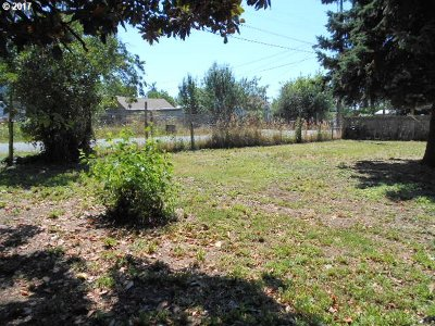 Eugene Residential Lots & Land For Sale: 1609 S Concord St