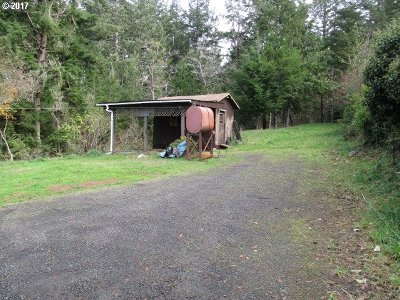 Coos Bay Single Family Home For Sale: 59405 Shady Spring Rd. Rd