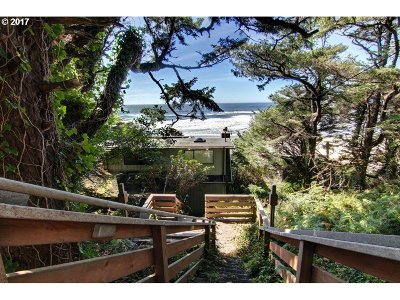 Single Family Home Sold: 80920 Hwy 101