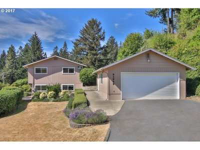 North Bend Single Family Home For Sale: 93969 Bridge View Ln