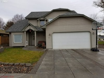 Hermiston Single Family Home For Sale: 1040 SW 7th St