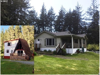 Bandon Multi Family Home For Sale: 56050 Tom Smith Rd