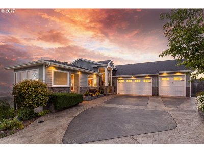 Brookings Single Family Home For Sale: 98012 Crown Terrace Rd