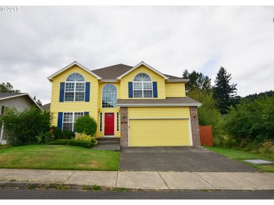 Clackamas Single Family Home For Sale: 14007 SE 119th Dr