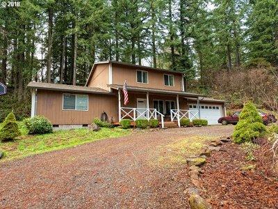Oregon City, Beavercreek, Molalla, Mulino Single Family Home For Sale: 19500 S Rockie Dr