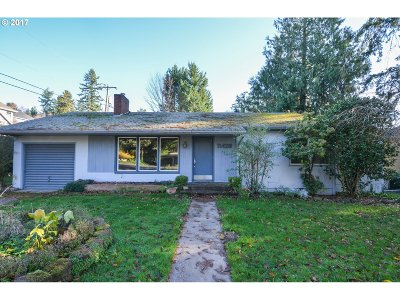 Single Family Home For Sale: 11420 NW Jericho Rd