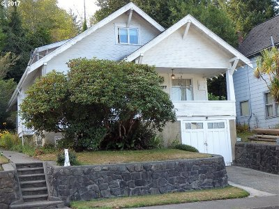 Coos Bay Single Family Home For Sale: 1227 N 8th