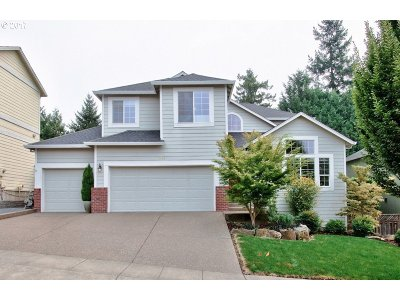 Beaverton Single Family Home For Sale: 12426 SW Canvasback Way