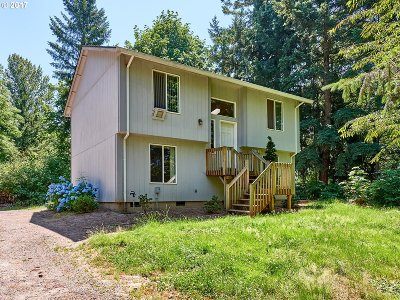 Canby Single Family Home Sold: 29200 S Needy Rd