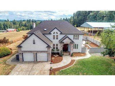 Sandy Single Family Home For Sale: 34788 SE Colorado Rd