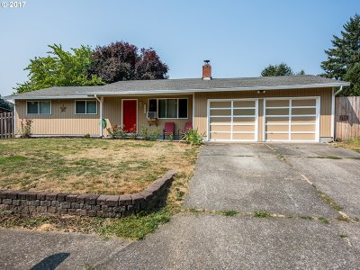 Beaverton Single Family Home For Sale: 1625 SW 194th Ave