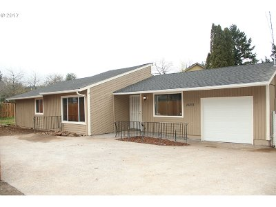 Single Family Home For Sale: 5731 SE 128th Ave