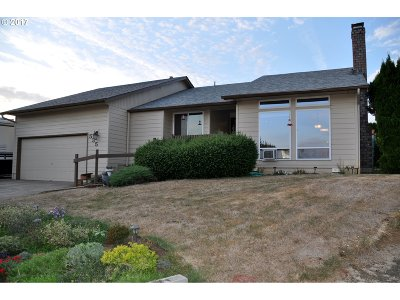 Sublimity Single Family Home Sold: 535 NW Crater Pl