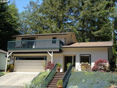 Brookings Single Family Home For Sale: 1386 Glenwood Dr