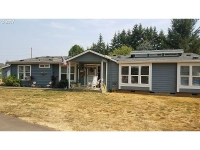 Oregon City Single Family Home For Sale: 19008 Pease Rd