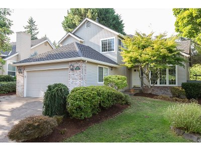 Beaverton Single Family Home For Sale: 11135 SW Partridge Loop