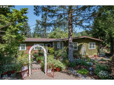 Single Family Home Sold: 611 Skamania Landing Rd