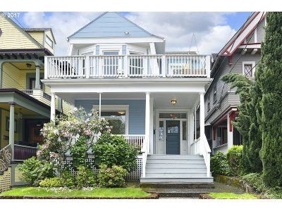 Portland Multi Family Home For Sale: 2338 NW Hoyt St