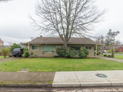 Eugene Multi Family Home For Sale: 3447 Donald St