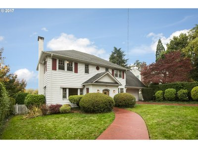 Single Family Home For Sale: 1443 SE 55th Ave