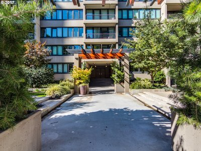 Portland Condo/Townhouse For Sale: 255 SW Harrison St #17H