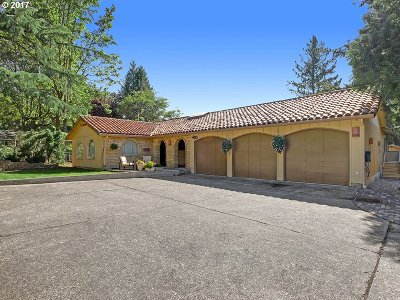 Portland Single Family Home For Sale: 9320 SW 74th Ave