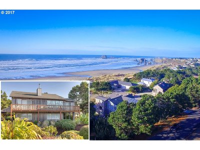 Bandon Single Family Home For Sale: 3177 Beach Loop Dr