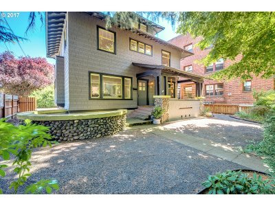 Single Family Home For Sale: 804 SE 29th Ave