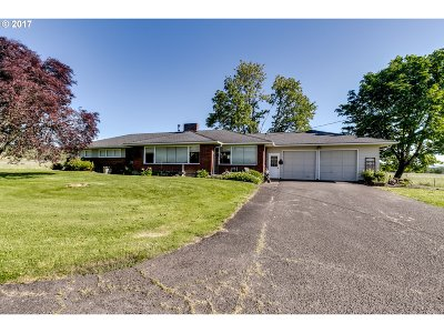 Cottage Grove, Creswell Single Family Home For Sale: 80254 Sears Rd