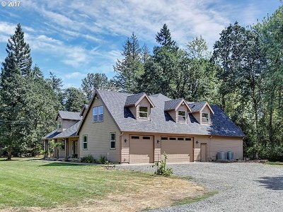Oregon City, Beavercreek Single Family Home For Sale: 16455 S Harding Rd