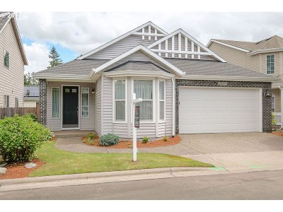 Wilsonville, Canby, Aurora Single Family Home For Sale: 26898 SW McLeod St