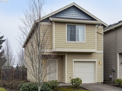 Condo/Townhouse Sold: 10642 SE 75th Ave