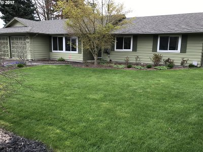 Keizer Single Family Home Sold: 5665 NE Takelma Ct