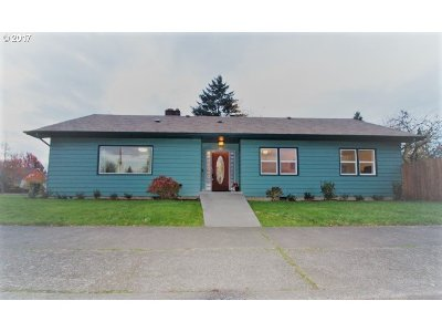 Springfield Single Family Home For Sale: 706 10th St